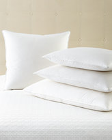 "Pine Cone Hill European Meditation Medium-Support Pillow, 26""Sq."