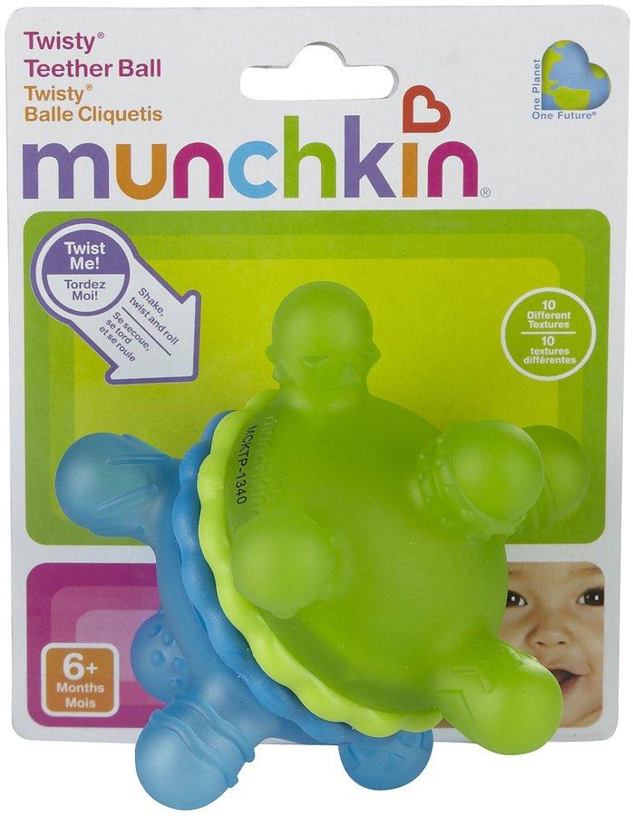 Munchkin Twisty Teether Ball
