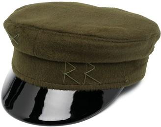 Ruslan Baginskiy Embroidered Logo Baker Boy Cap