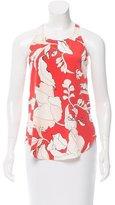 Derek Lam 10 Crosby Sleeveless Silk Top w/ Tags