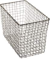 Design Ideas Cabo Wire Magazine Basket