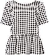 Therapy Evie gingham top