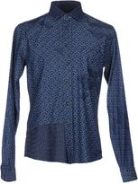 BOSS ORANGE Denim shirts