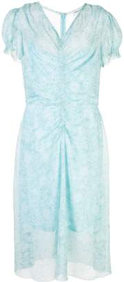 Opening Ceremony ruched front dress