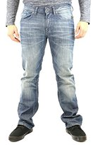 Buffalo David Bitton Men's Six Slim Straight Leg Denim Jean