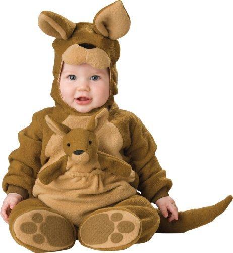 Lil Characters Unisex-baby Newborn Roo Costume