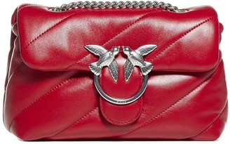 Pinko Love Mini Puff Crossbody Bag