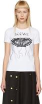 Loewe White Bat T-shirt