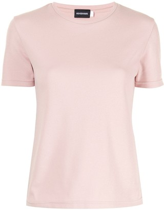 GOODIOUS Hightwist jersey T-shirt
