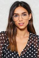 Nasty Gal The Coast is Clear Aviator Glasses