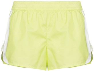 adidas by Stella McCartney Layered Running Shorts
