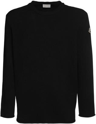 Moncler Wool Knit Sweater