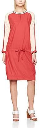 Coster Copenhagen Women's Dress w. Knit Sleeve no Information|#255 Plain Long Sleeve Dress,(Manufacturer Size:40)