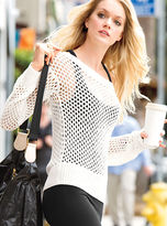 Victoria's Secret Open-stitch Sweater