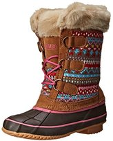 Khombu Dana Front Lace Boot (Little Kid/Big Kid)
