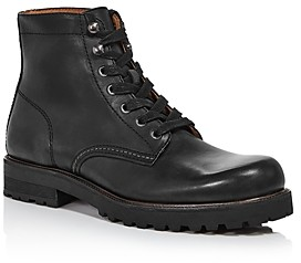 Bloomingdale's The Men's Store at Pierce Lug Sole Boots - 100% Exclusive