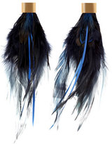 Mignonne Gavigan Polly Feather Statement Earrings