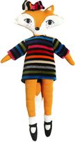 Sonia Rykiel Fox In Chenille Dress Stuffed Animal