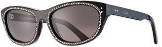 Celine Men's Studded Cat-Eye Sunglasses