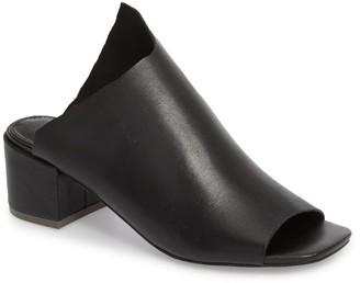 Kelsi Dagger Brooklyn Sabra Leather Block Heel Sandal