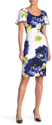 trina Trina Turk Yearning Floral Dress (Regular & Plus Size)