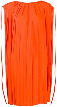 MM6 MAISON MARGIELA pleated dress