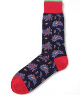 Duchamp Paisley Dandy Socks
