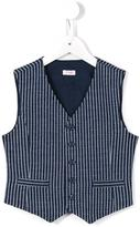 Il Gufo striped waistcoat