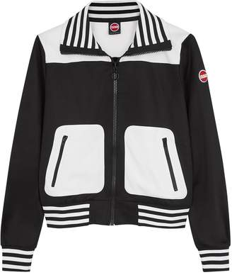 Colmar Monochrome Panelled Jersey Jacket