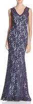 Aqua Lace Gown - 100% Exclusive