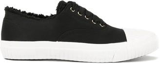 Undercover Contrast Low-Top Sneakers