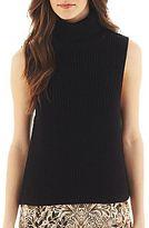 Mng by Mango Short-Sleeve Turtleneck Sweater