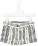 Douuod Kids - striped shorts - kids - Cotton - 6 yrs