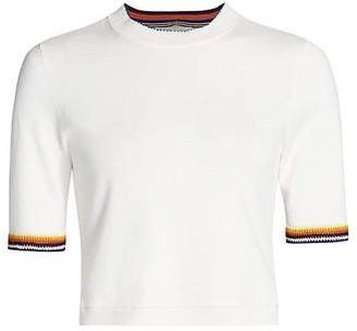 Frame Surf 70s Knit T-Shirt