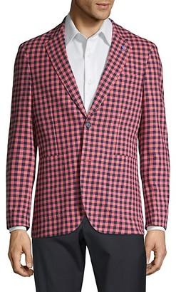 Tailorbyrd Gingham Sport Jacket