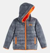 Under Armour Boys' Toddler UA Electro Feature Reversible Puffer Jacket