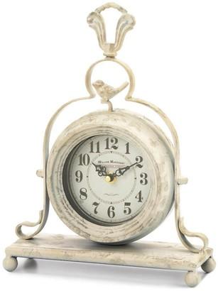 Overstock Vintage Vintage Tabletop Clock