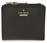 Kate Spade Women's Cameron Street - Adalyn Slim Leather Wallet - Black