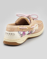 Sperry Authentic Original Liberty Floral Boat Shoe