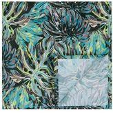 Topman Multicoloured Leaves Pocket Square