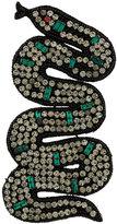 Gucci snake brooch