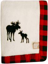 Trend Lab TREND LAB, LLC Moose Receiving Blanket