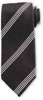Tom Ford Textured Stripe Silk Tie