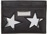 Stella McCartney Black Star Card Holder