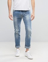 Blend of America Jeans Twister Slim Fit Vintage Light Wash
