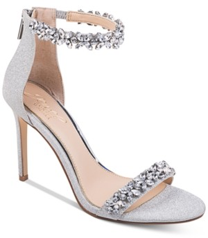 Badgley Mischka Ramira Evening Shoes Women's Shoes
