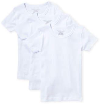 Rene Rofe Toddler Girls) 3-Pack White T-Shirts