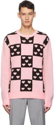 Noon Goons Pink Lovers Sweater