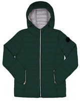 Point Zero Forest Hooded Puffer Jacket