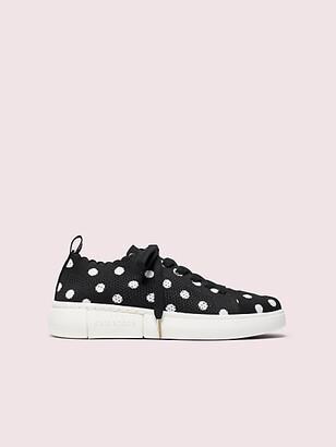 Kate Spade Lift Knit Geo Sneakers